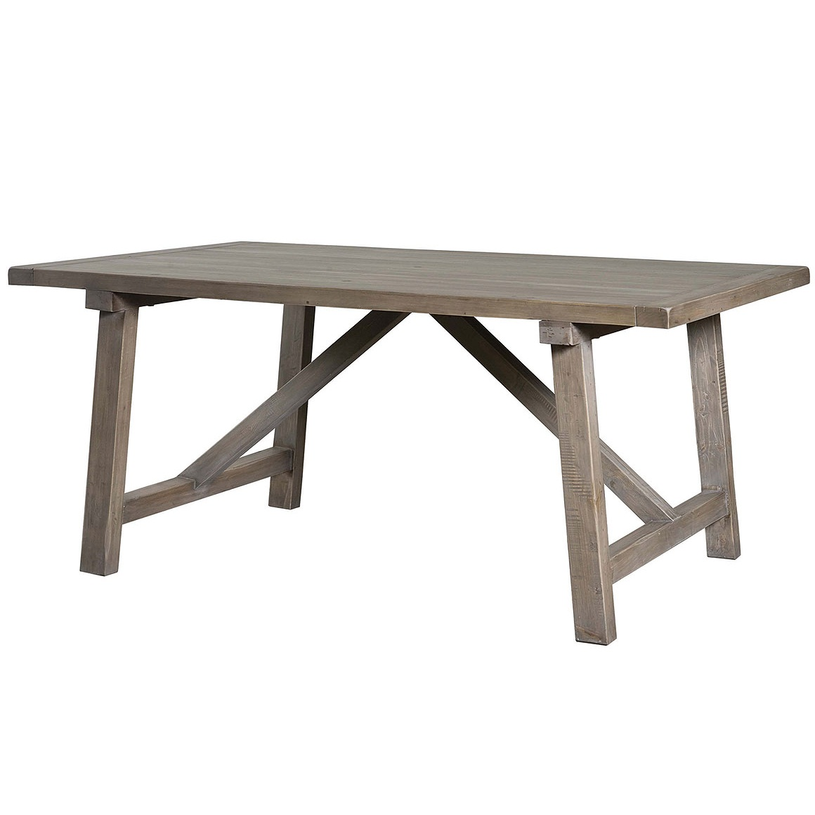 Dining table farm house dining table for Farmhouse dining table