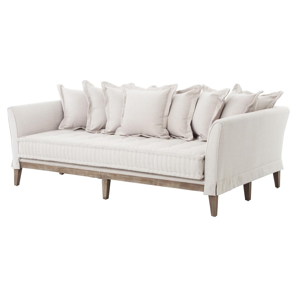 Zin Home Theory Upholstered Daybed Couch