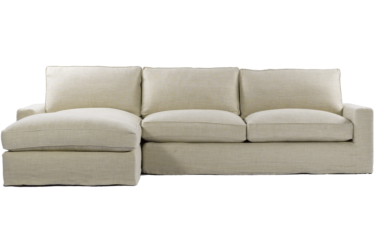 Furniture Living Room Furniture Sectional Sofa Slipcovered Sectional Sofas