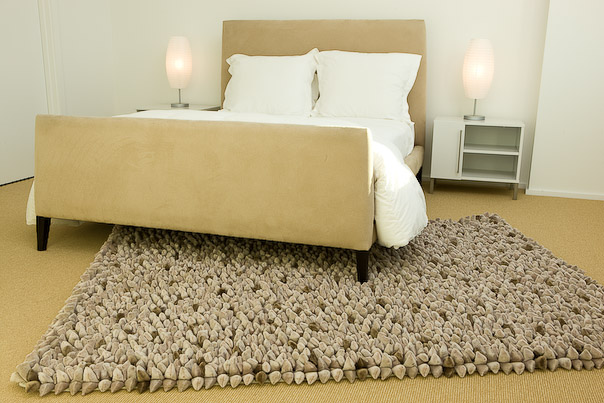 Pebble Chamois Rugs And Pillows Zin