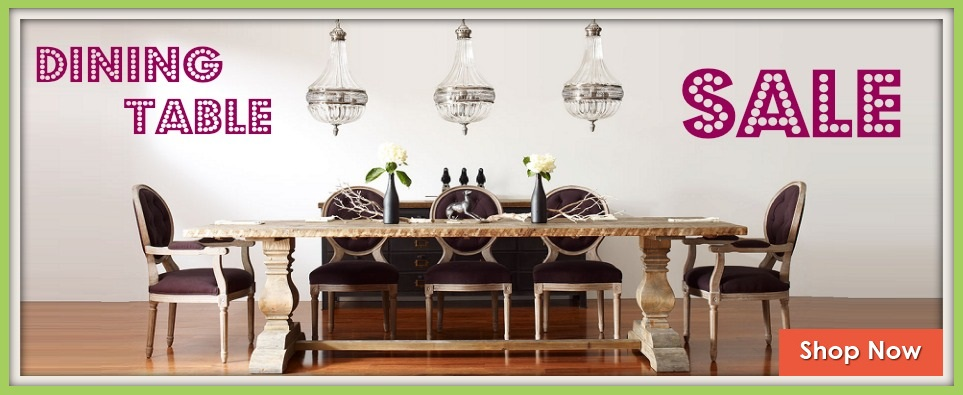 Reclaimed Wood Dining Room Furniture Sale