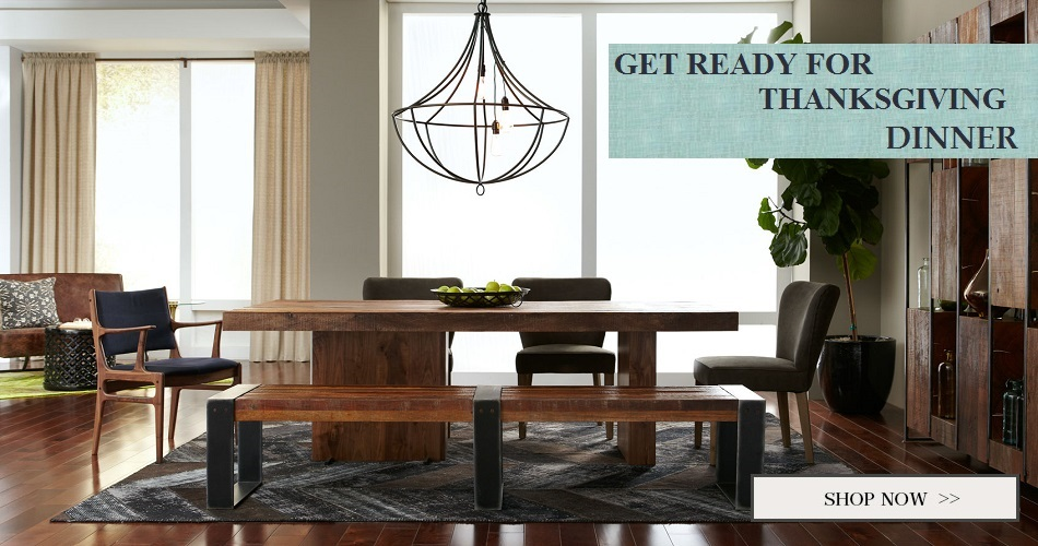 Thanksgiving Dining Room Furniture Sale