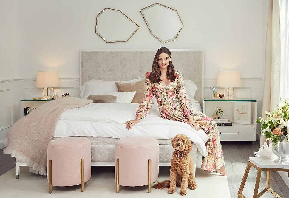 Miranda Kerr Bedroom Furniture