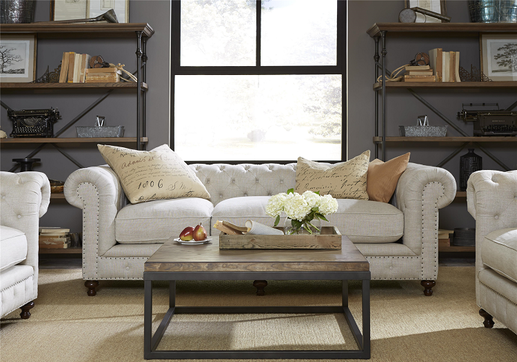Great Britannia Living Room Design
