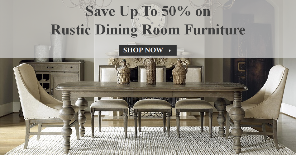 Rustic Dining Room Furniture Sale