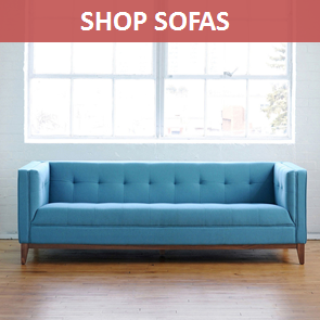 Modern Upholstered Leather Sofas