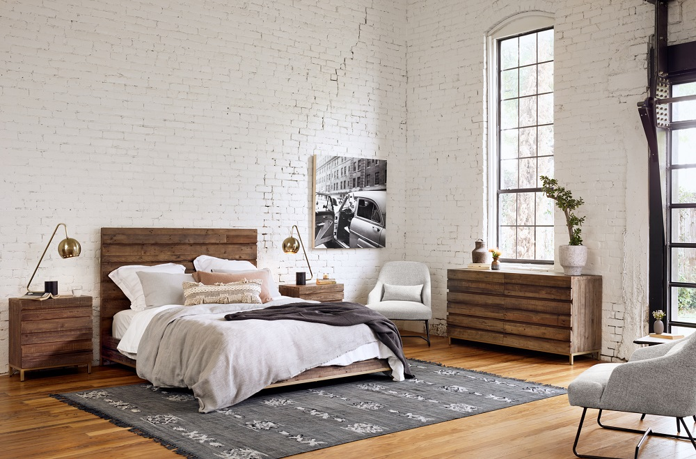 How to Choose Modern Rustic Bedroom Furniture - Zin Home